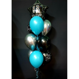 Balloon Tower Bouquet